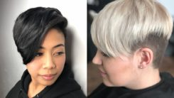18 Beautiful Short Pixie Cut Hairstyles Women's Loving Right Now