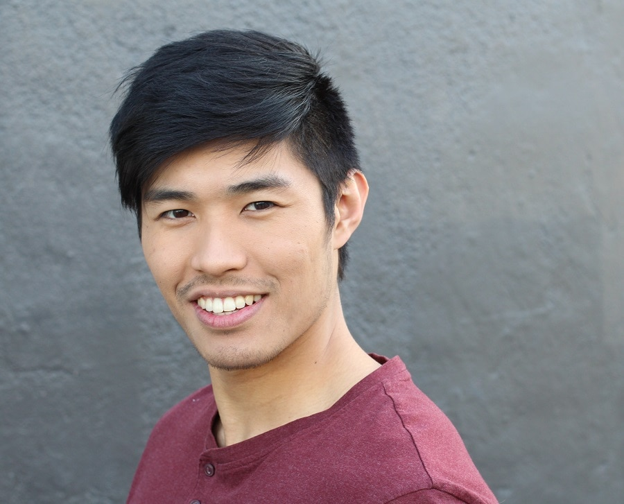 asian haircuts for men