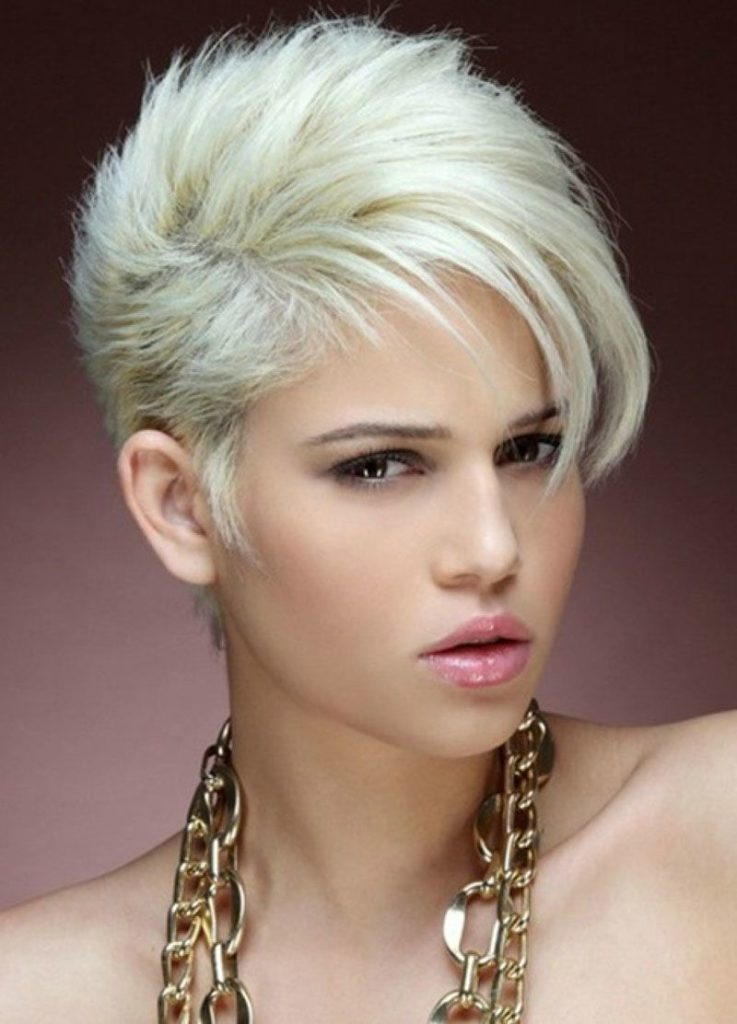 Edgy Short Hairstyles