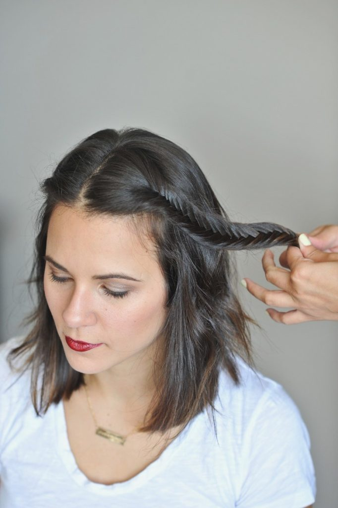 30 Easy And Cute Braided Short Hairstyles For Women Hairdo Hairstyle