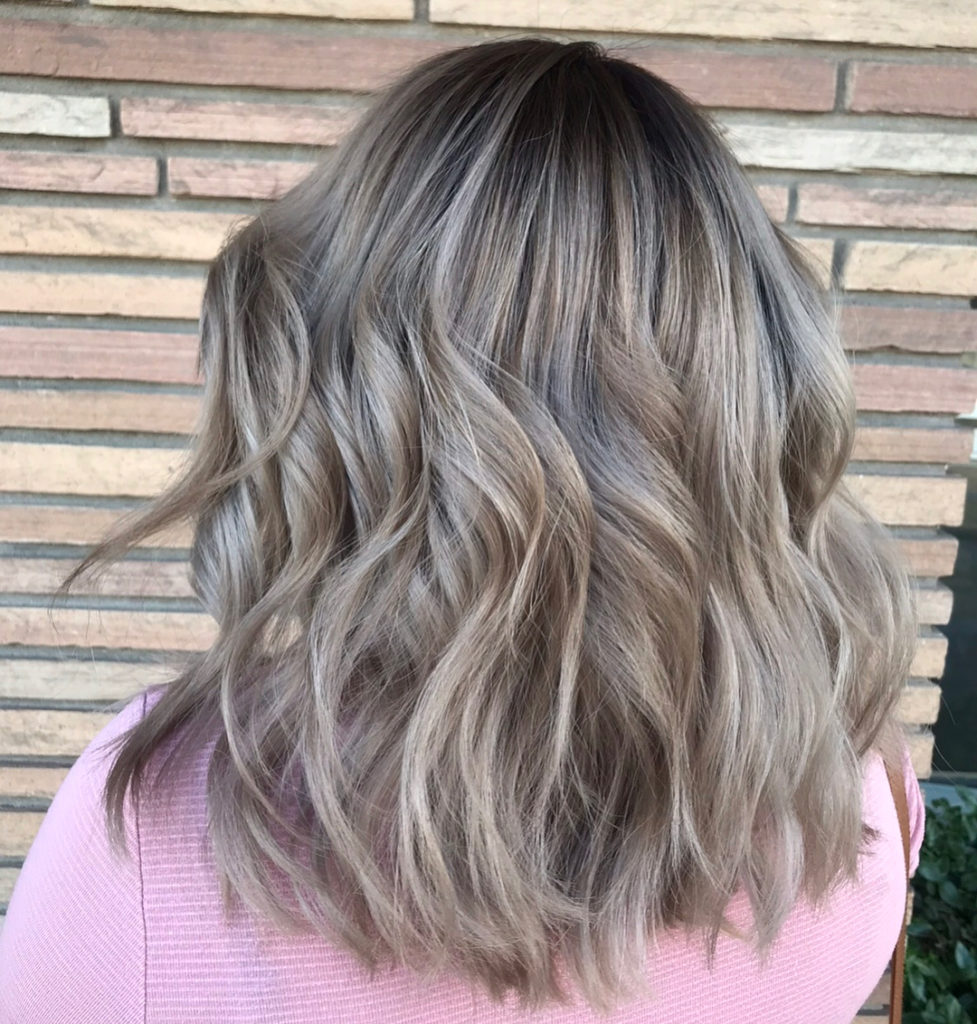 Brown Balayage - Hair Colors For Spring