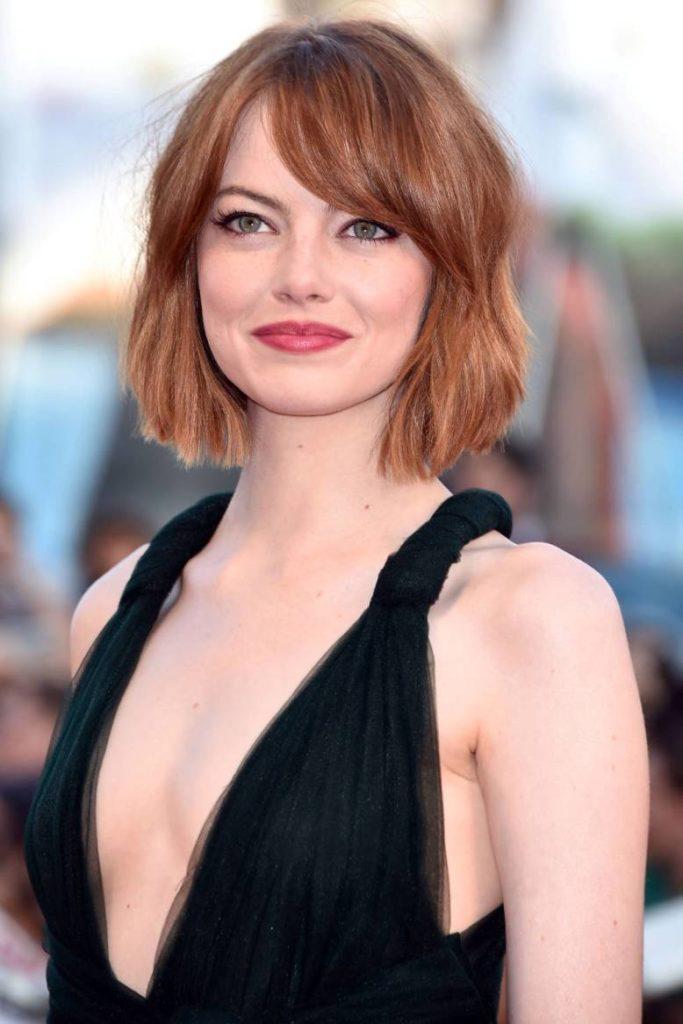 Medium Short Hairstyles