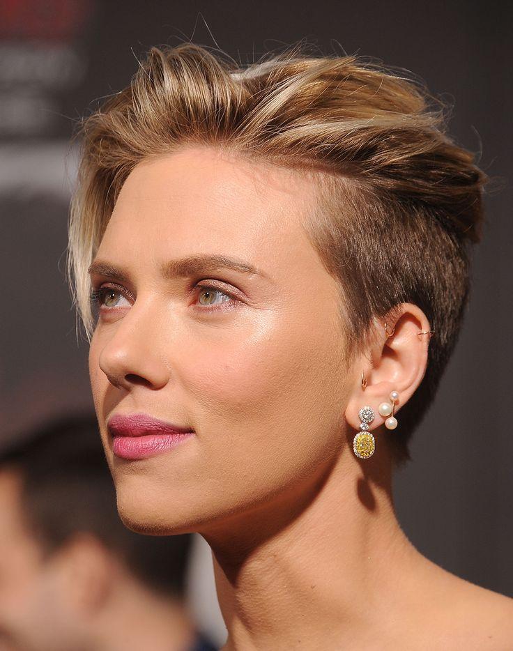Undercut Short Hairstyle