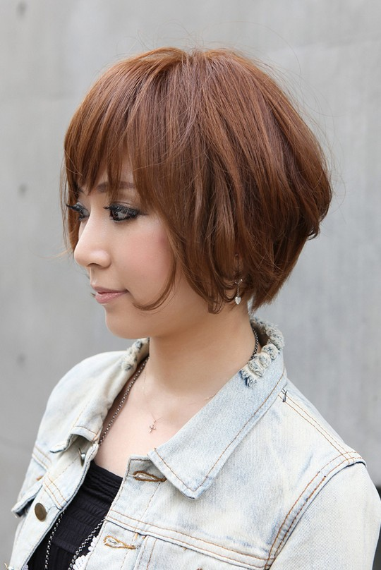 Korean Short Hairstyle