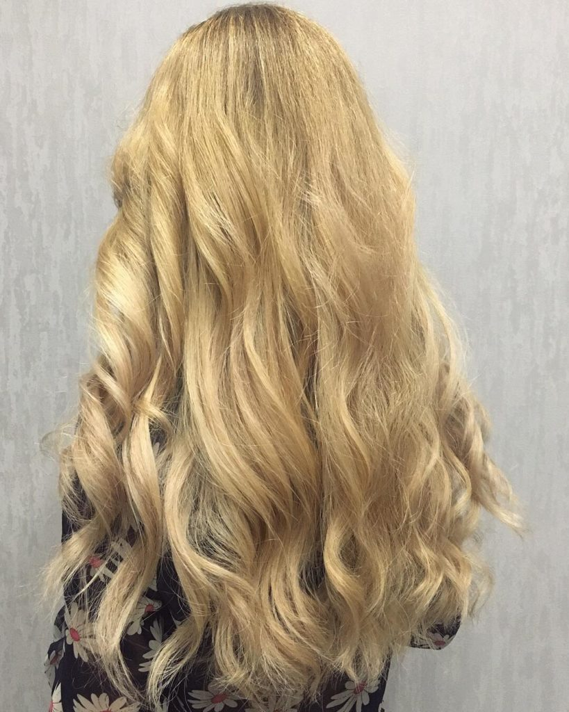 Beach Blonde - Hair Colors For Spring