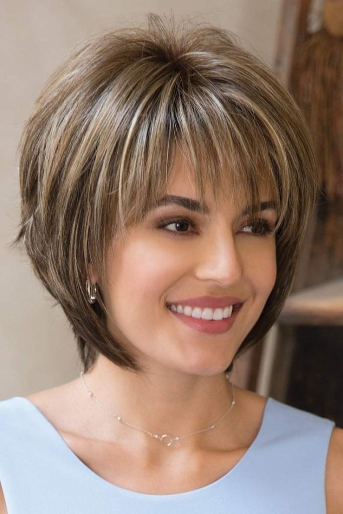 Colored Short Hairstyles - 15 Unique Hair Color Ideas