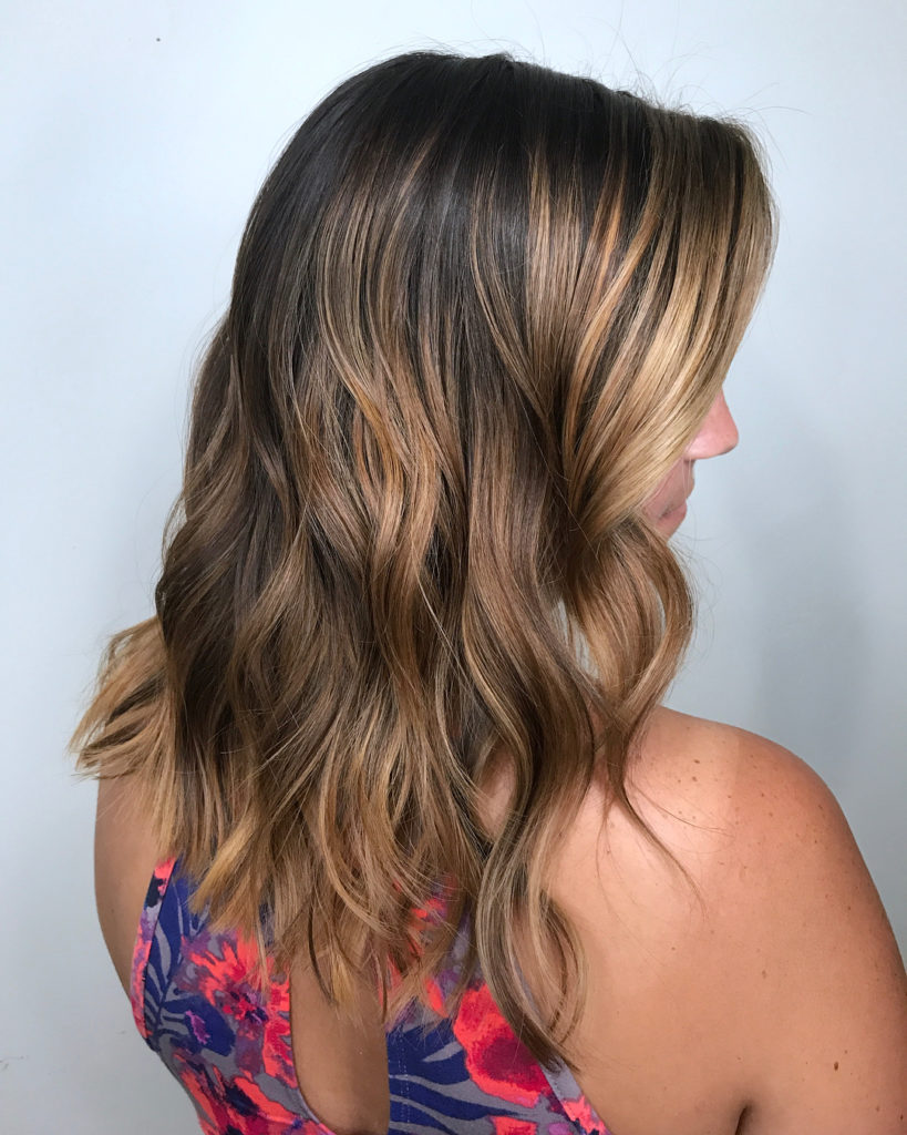 Baby Blonde - Hair Colors For Spring