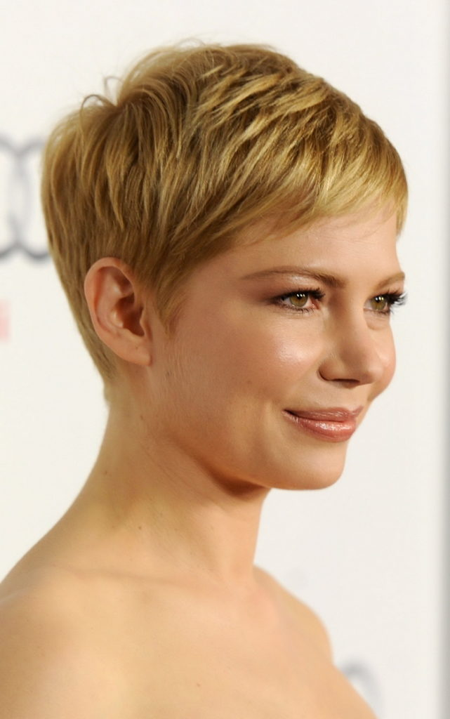 Pixie Cut Short Hairstyle for Fine Hair
