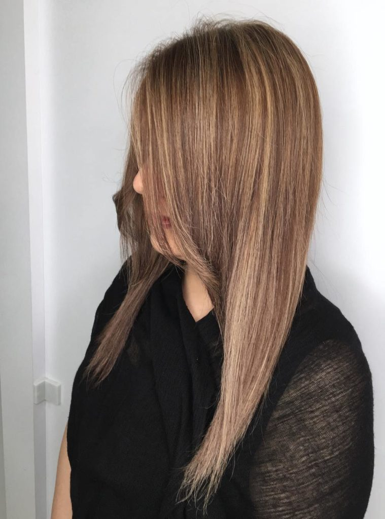Bronde Hair - Hair Colors For Spring