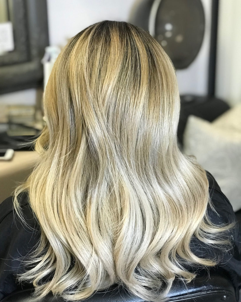 Baby Light Blonde - Hair Colors For Spring
