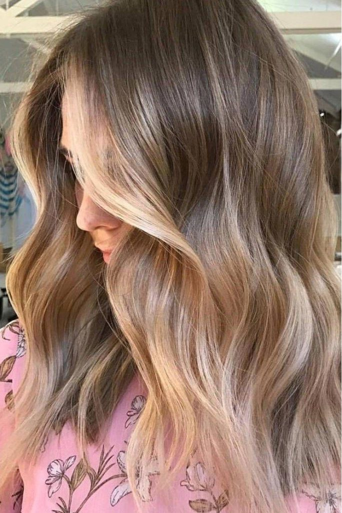 Golden Beige Blonde
