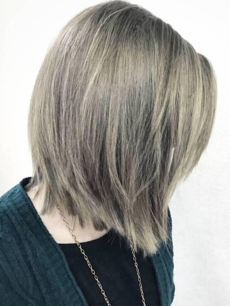 Balayage Bob Hairstyle