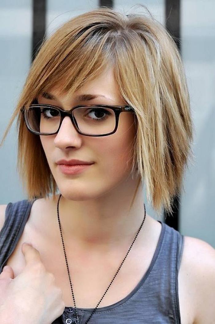 Razor Cut Short Hairstyles