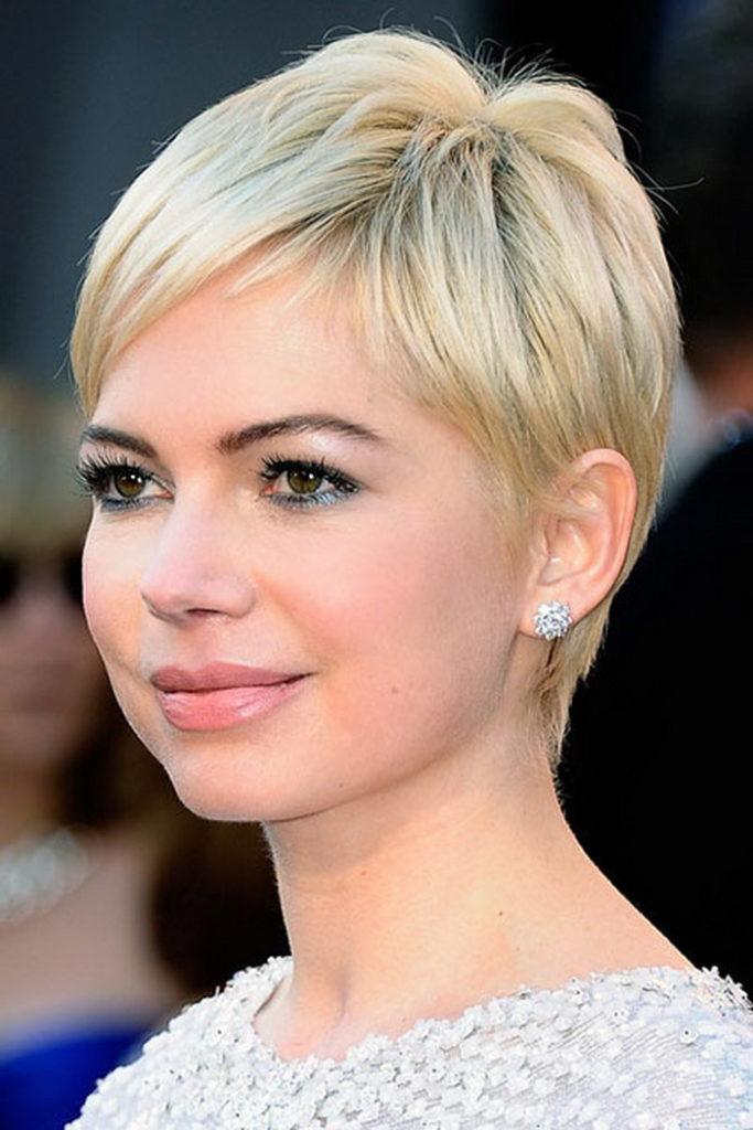 Pixie Cut Hairstyle for Thin Hair