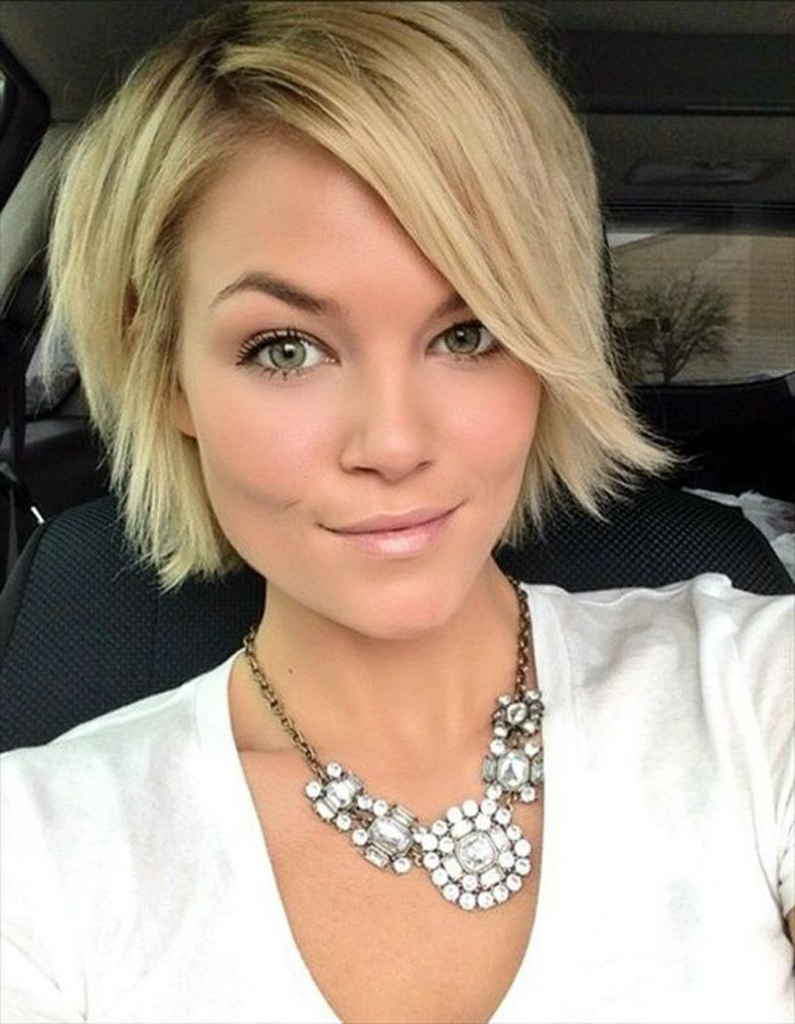 Short Hairstyles For Fine Hair - 15 Easy to Manage Ideas | Hairdo Hairstyle