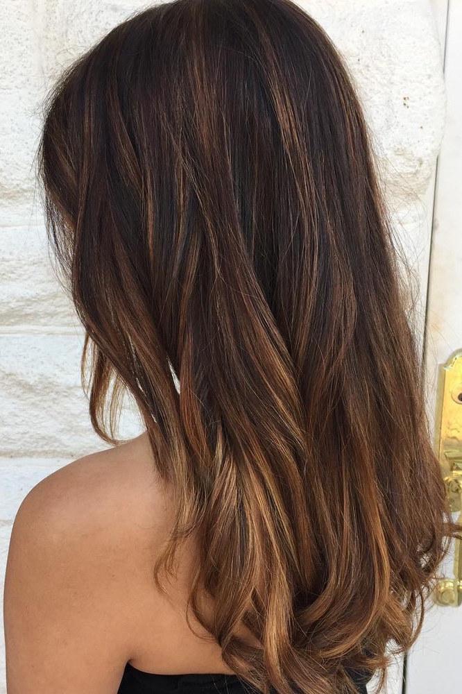 Brunette Hair Color - Hair Colors For Spring