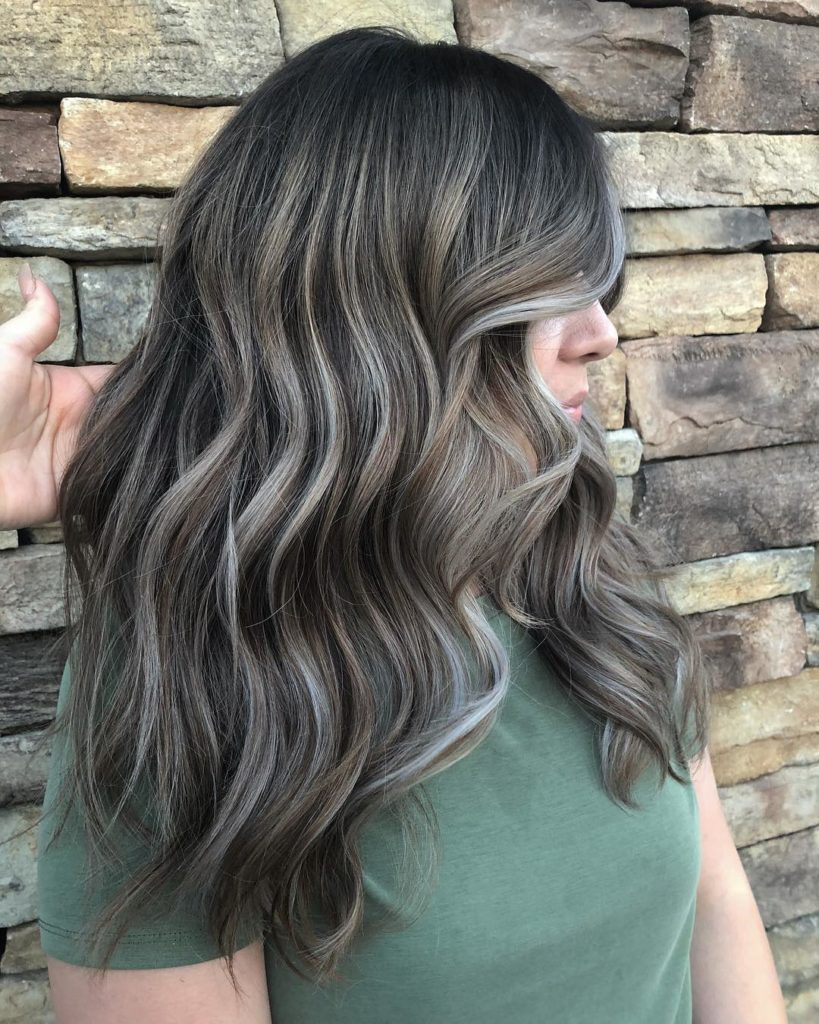 Ash Blonde Balayage Hair - Hair Colors For Spring