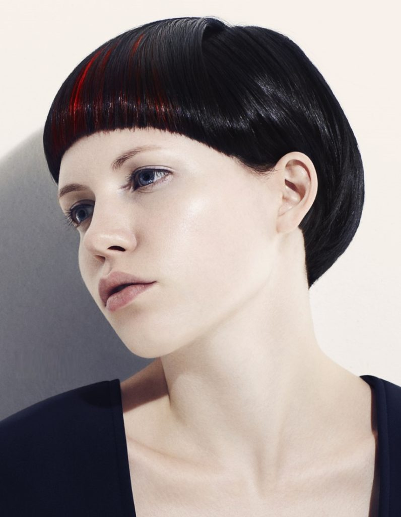 Short Round Bowl Haircut