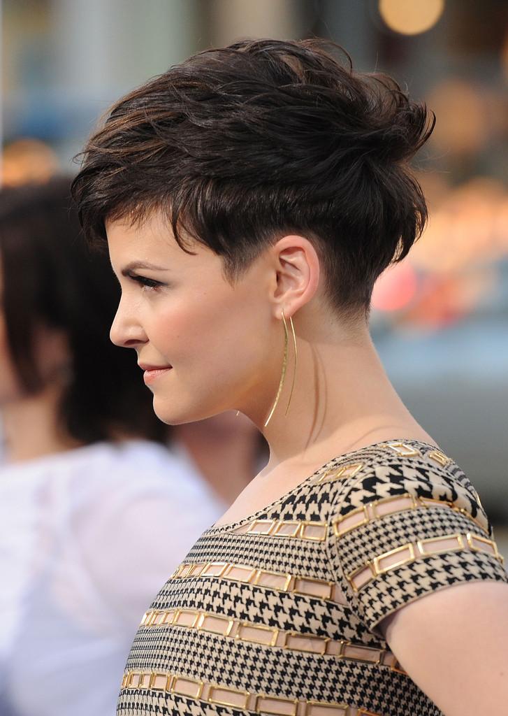 Undercut Messy Hairstyle