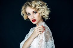 15 Gorgeous Curly Short Hairstyles To Look Beautiful and Classy