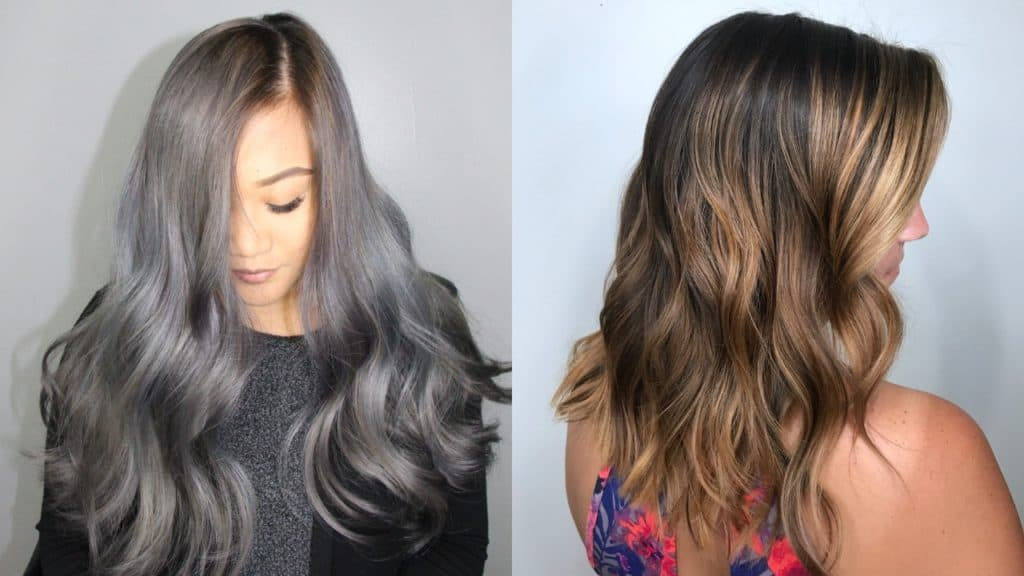 22 Hottest Hair Colors For Spring 2018