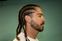 Mens Hairstyles With Braids – 15 Unique and Super Cool Ideas