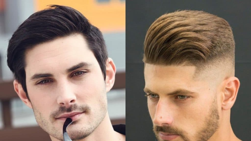 Hair Style 2018 Men: 16 Modern Hairstyles For Men To Get A Stylish & Trendy Look