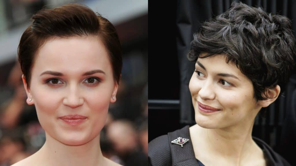 Tomboy Short Hairstyles