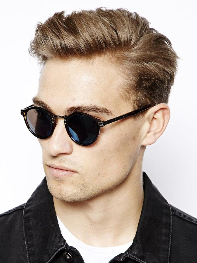 21 Most Popular Mens Hairstyles With Glasses For