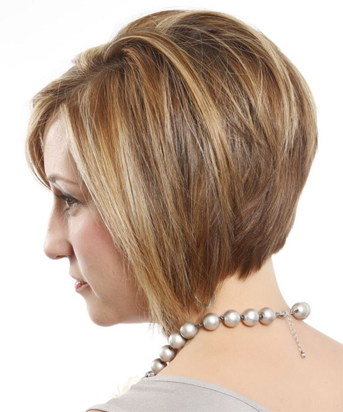 Inverted Bob Short Hairstyle