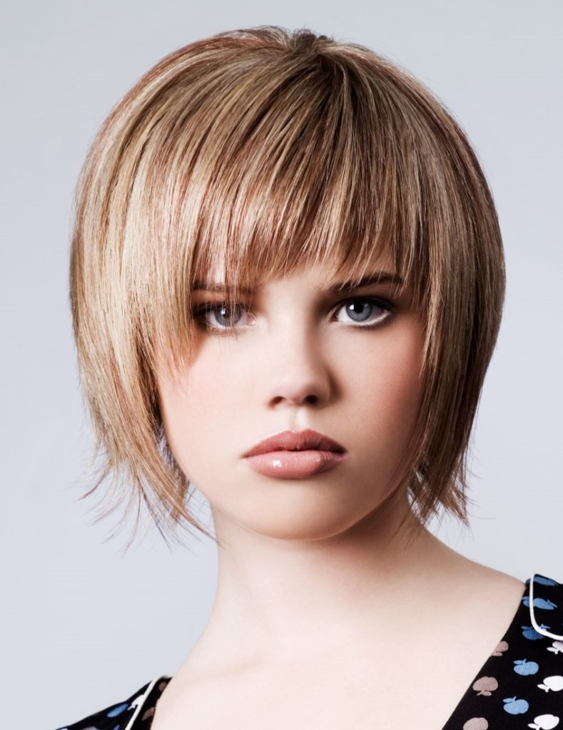 Tapered Bob Short Haircut