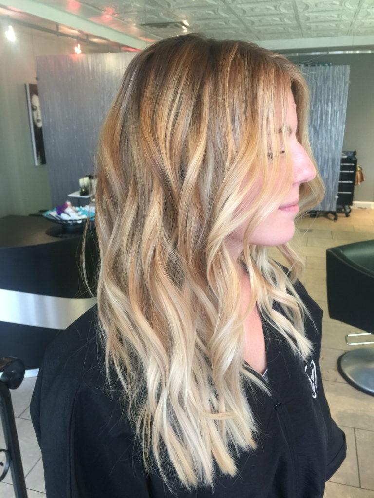 Flamboyage Hair Color