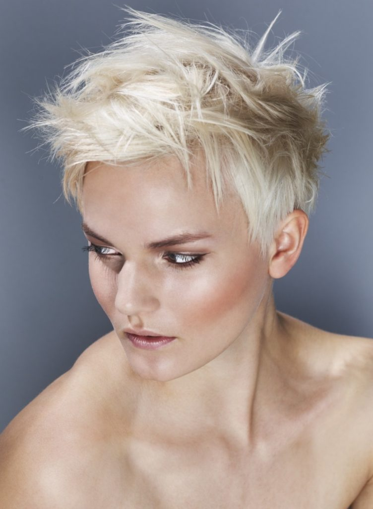 10 Funky Short Hairstyles to Get a Desired Look  Hairdo Hairstyle