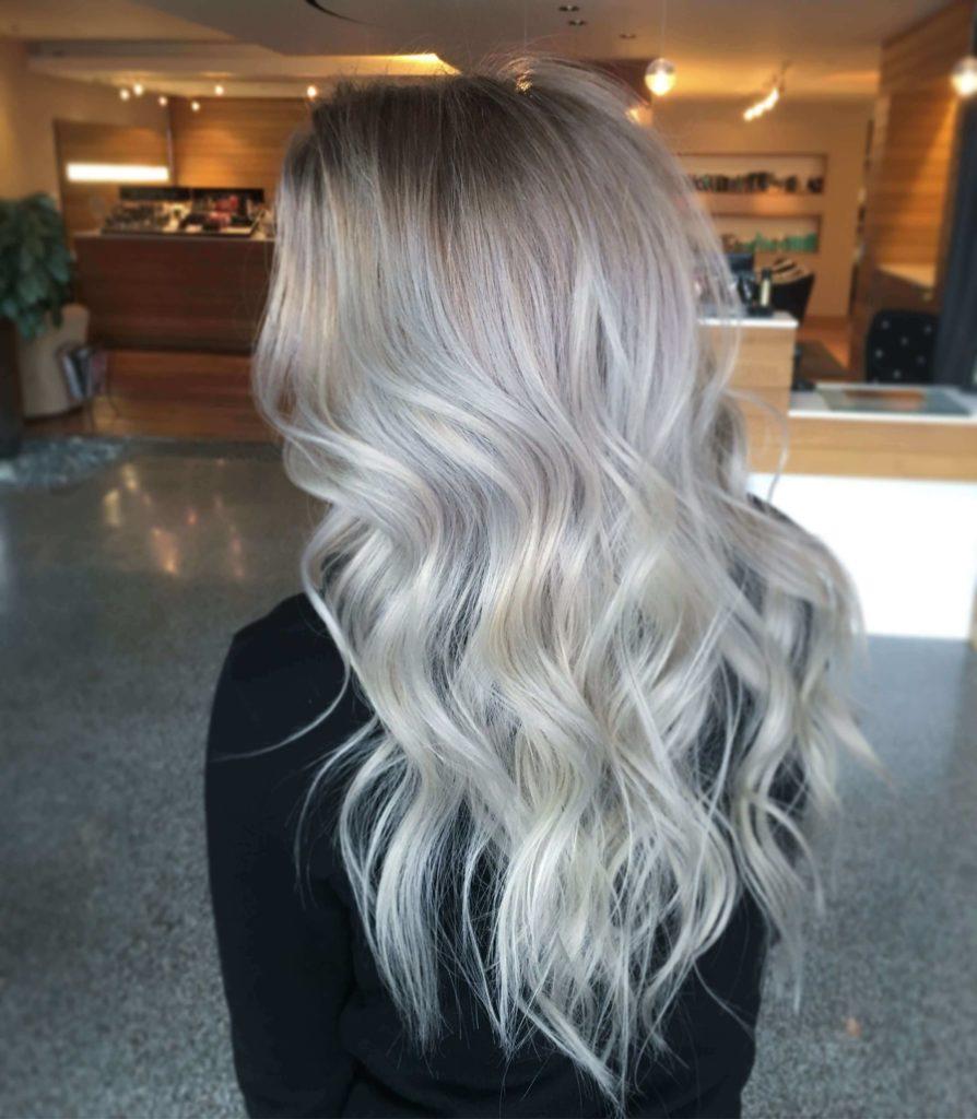 Blonde Medium Hairstyles