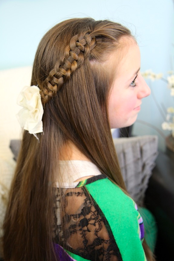 Celtic Braid Headband