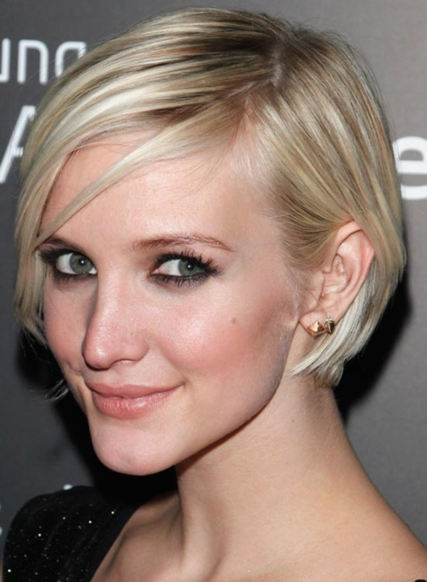 Short Hairstyles for Teenage Girl