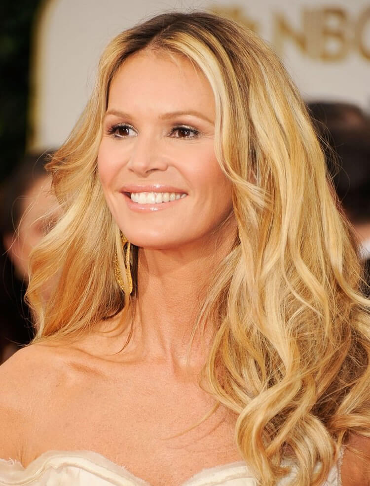 Long Hairstyles for Over 40