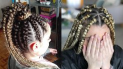 Learn to Make Braid Cornrows on Your Own in Easy Steps