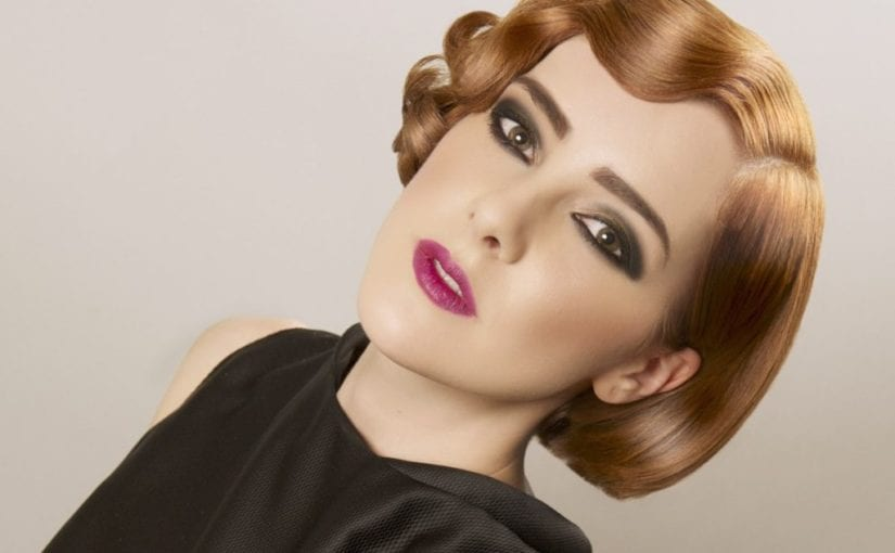 30 Trendy Finger Wave Short Hairstyles