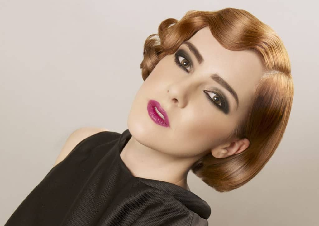 30 Finger Wave Short Hairstyles Trendy Haircut Ideas For Women