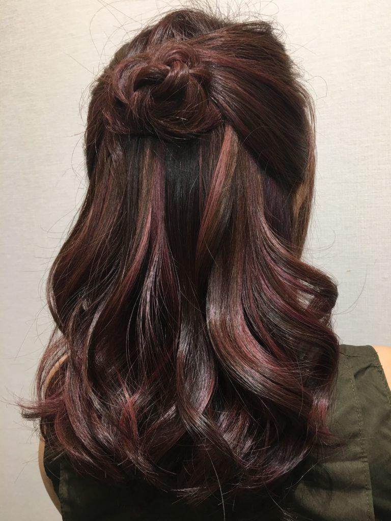 rose gold hair color ideas - Ecosia