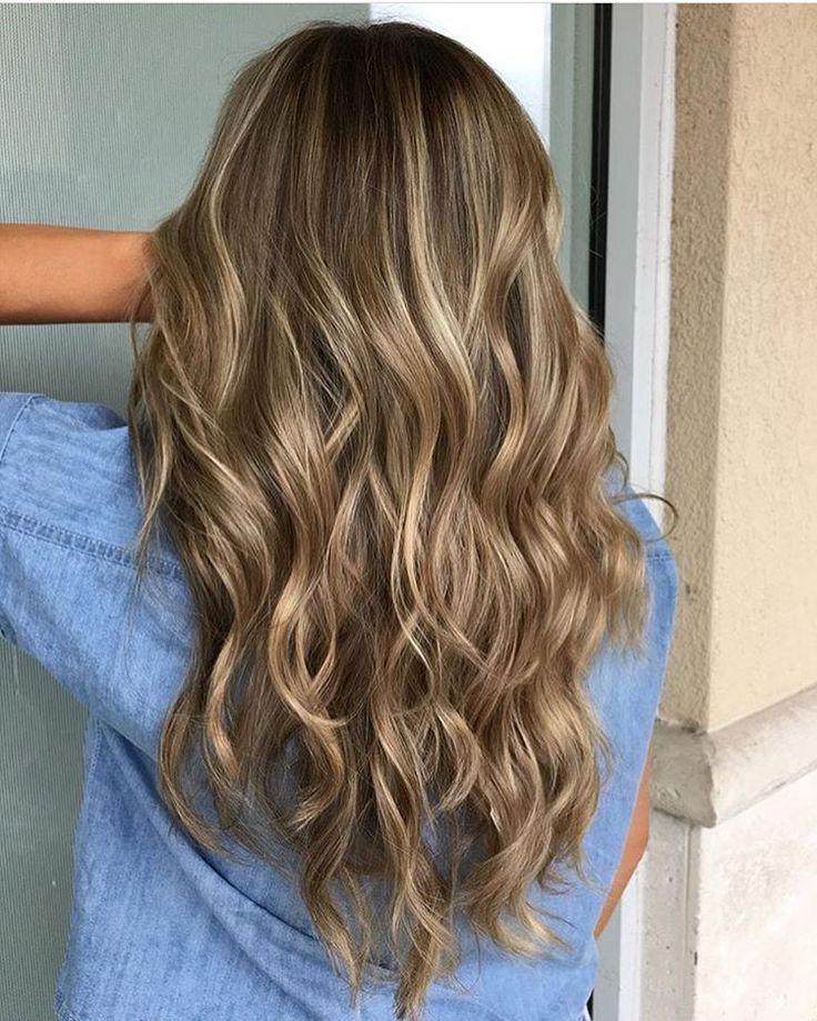 22 Best Summer Hair Color Highlight Ideas For 2018