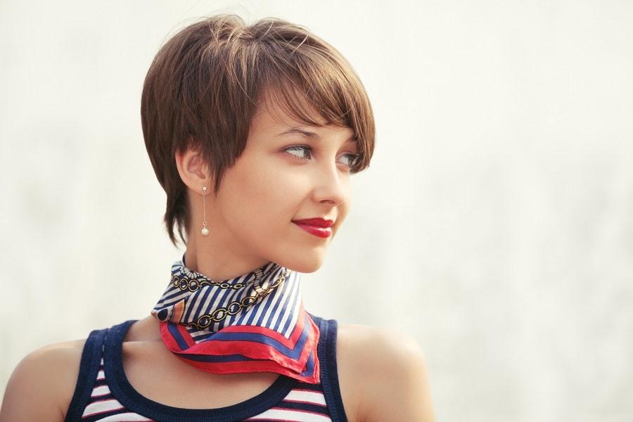 teenage girl short hairstyles