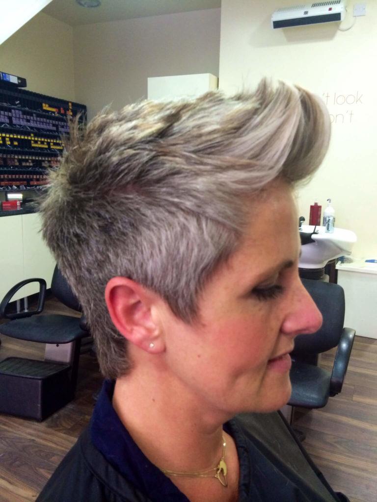 Quiff Short Hairstyles