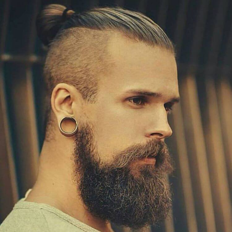 Shaved Hairstyles for Men