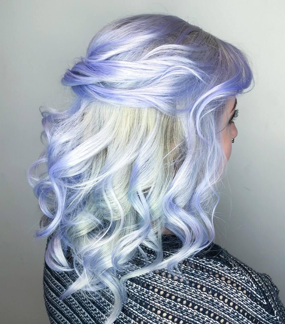 Updo Medium Hairstyles