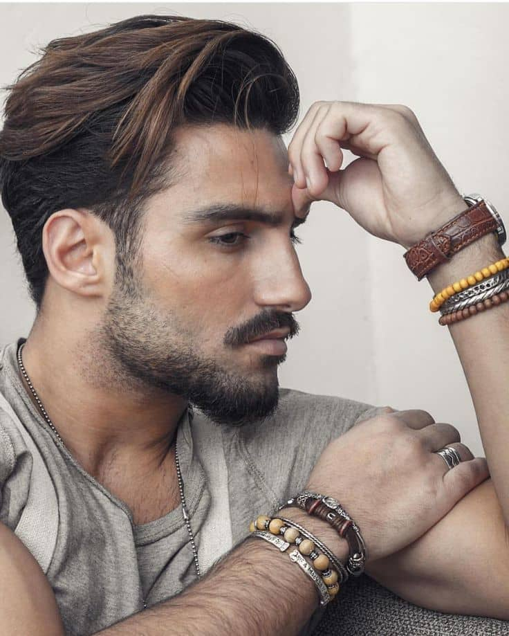 Hair Color and Hair Dye Ideas for Men | Hairdo Hairstyle