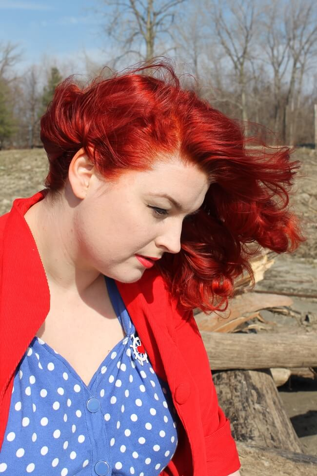 Red Hair Color