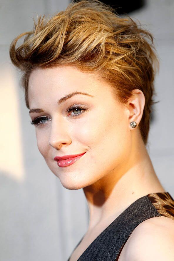 21 Quiff Short Hairstyles for Women | Hairdo Hairstyle