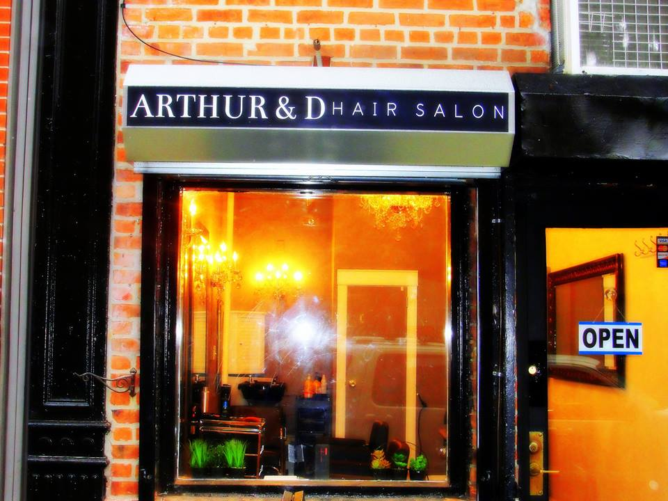 Arthur & D Hair Salon